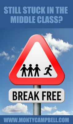 Ready to break free? Check-out the blog for dozens of articles, free ebooks and other resources for achieving financial freedom. www.montycampbell.com.