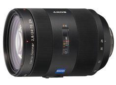 Sony Carl Zeiss 24-70mm f/2.8 Zoom Lens