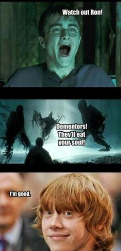 Even more harry potter humor
