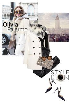 """She and no one else"" by magdafunk ❤ liked on Polyvore featuring moda, Marni, MaxMara, H&M, Diane Von Furstenberg, Illesteva e Christian Louboutin"