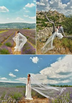 Beautiful Provence E-session  Photographer: Ben Tang of photobyben Redirected from: Praise Wedding