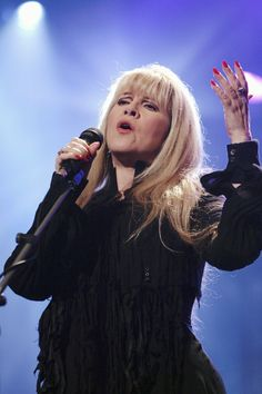 Stevie Nicks, Gold Dust Tour, Melbourne, Australia - February 6, 2006.
