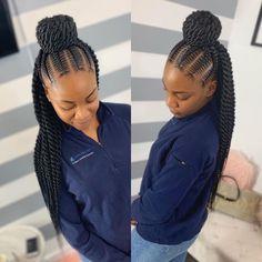 Box Braids Hairstyles, Braided Hairstyles For Black Women Cornrows, Braids Hairstyles Pictures, Black Kids Hairstyles, Rock Hairstyles, Black Girl Braids, Braids For Black Hair, Girls Braids, Natural Hair Braids