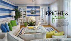 Santi's Royal Home: Bright & Fresh by Ana Cordeiro