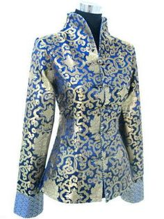 Asian Silk Jackets