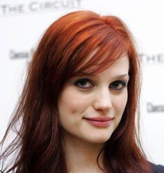 Love her....and her hair! Alison Sudol from A Fine Frenzy