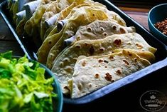 ZERO WASTE: KVÁSKOVÉ TORTILLY - Chuť od Naty Zero Waste, Tacos, Mexican, Ethnic Recipes, Food, Essen, Meals, Yemek, Mexicans
