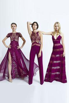 Zuhair Murad Spring 2015 Ready-to-Wear Collection Photos - Vogue