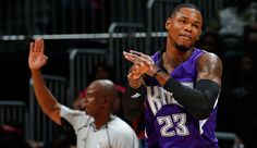 After a difficult start to the season from long range, Ben McLemore has bounced back, converting on 11 of his last 18 three-point attempts. McLemore's confidence has been apparent since the team's win over Brooklyn on November 13, where the third-year shooting guard dropped 15 points on 5-of-8 shooting and 3-of-4 from deep.