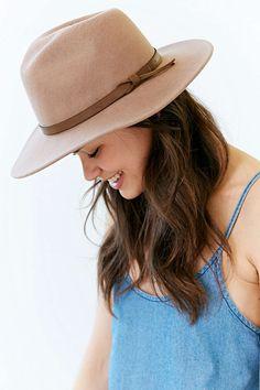 Alexa Panama Hat