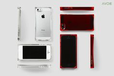 #ZENUS #AVOC #Deepred #red #ice #icecube #iPhone5s #iPhone5 #iPhone #apple #case #iPhone5scase #iPhone5case #design #clear #clearcase