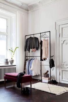 RackBuddy Wild Bill Elliot - Three rails clothes rack
