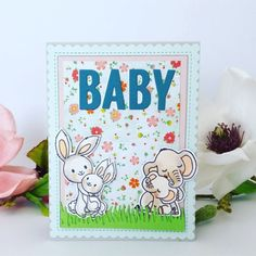 Papermilldirect's tutorial showing you the basics on how to make a pop up card. Pop up box cards are popular at the moment, so learn how to create them now. Color Kit, Colour, Pop Up Box Cards, Card Making Kits, Paper Frames, Color Card, Handmade Baby, Baby Cards, Cute Cards
