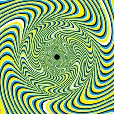 GOILLUISIONS.com: Your only source for Best Ever Optical Illusions: Spiral Pattern Creates Optical Motion illusion