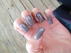 Happy long nails again'