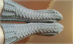 Носки из Seam merino platinum