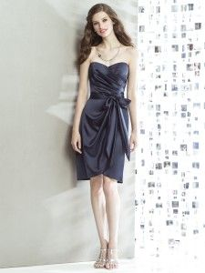 Social Bridesmaids stye 8133 available at The Lounge by Anglo Couture.