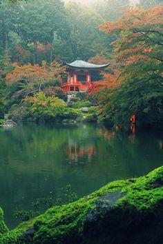 Daigo-ji Temple (by FoxForce5)