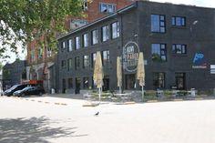 Prinsessat maailmalla: Tallinnan Telliskivi - uudet trendikorttelit vanhalla tehdasalueella