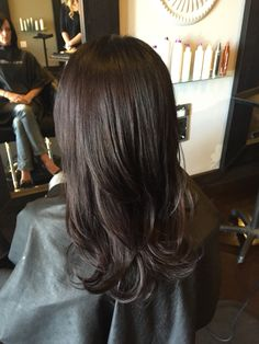 Expresso hair color
