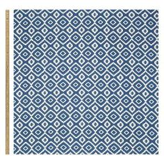 Buy Paprika John Lewis Nazca Furnishing Fabric from our View All Fabrics range at John Lewis & Partners. John Lewis, Indian Blue, Fabric Online, Cotton Fabric, Stuff To Buy, Inspiration, Fabrics, Spare Room, Wishful Thinking