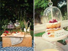 Inspiración Bodas: Ideas de decoración con campanas de cristal / Bell jar decor ideas