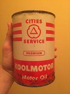 Kool-Motor-Oil-Can