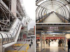 Centre Pompidou - Pinecone Camp: A Few Days in Paris