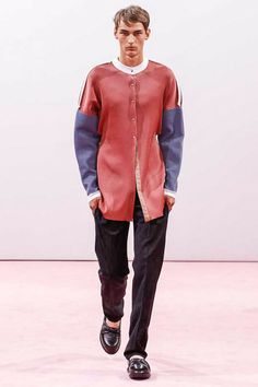 J.W. Anderson | Spring 2015 Menswear Collection | Style.com