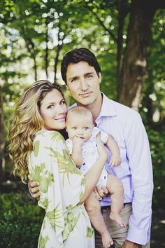 Exclusive photos of the Trudeaus at home - Chatelaine