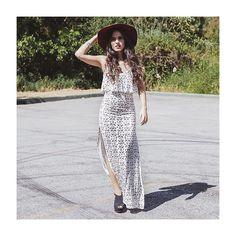 Porque domingo pede um look leve   #fashion #moda #itgirl #love #style  #lojabySiS  www.lojabysis.com.br