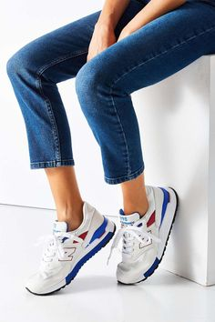 low priced 85abc a9ae6 Tendance Chausseurs Femme 2017 New Balance 998 Explore By Air Running  Sneaker Urban Outfitters New Balance