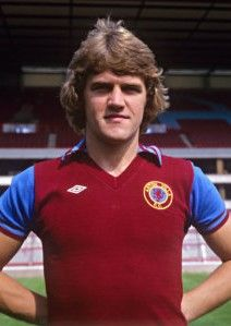 Gordon Smith Aston Villa 1978