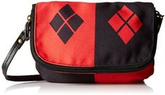DC Comics Harley Quinn Mini Crossbody Bag in Collectibles, Animation Art & Characters, Animation Characters | eBay