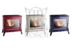OXFORD laca double combustion. 6 colors red, white, yellow, blue, green, grey. 12kw PVP. 1625€. Option HIDRO PVP. 2835€. Order in to the picture.