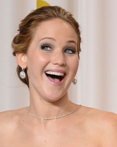 The Many Funny Faces of Jennifer Lawrence