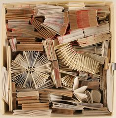 handmade books of all shapes and sizes!