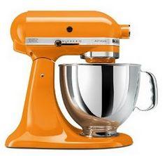 Love this Retro Orange colour