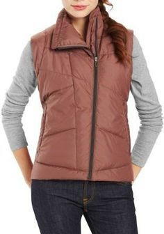Great design on this Nau Check Down Vest.