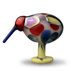 Bird Sculpture, Sculptures, Glass Design, Design Art, Mosaic Glass, Glass Art, Animal Decor, Glass Birds, Colored Glass