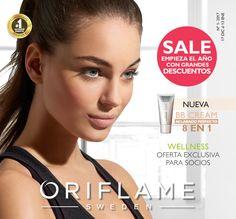 Información Comercial - Página de Socios | Oriflame Cosmetics | Oriflame cosmetics