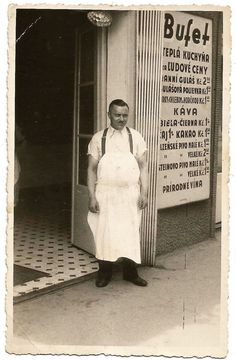 well-known shop in the highest building in Bratislava called Manderlak in pre-war II times. High Building, K 1, Bratislava, Old Photos, Nostalgia, Times, Logo, Retro, Winter