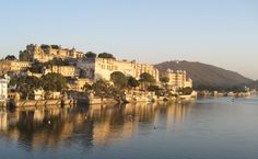 Udaipur's City Palace is only one of many highlights of genuine Indian culture and architecture.