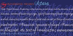 Astara can be defined as a decent swinging script