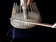 Very Beautiful And Unique Instrument Used To Make Causing Fear.