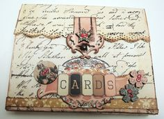 Snazzy's Design Team Blog: Design Team project #2 by Astrid featuring Prima Almanac Collection