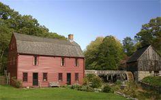 Gilbert Stuart Birthplace - Rhode Island   #VisitRhodeIsland