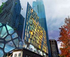 Delta Tower: Carbon-Neutral Wooden Complex to be Australia's First Passive House by Studio 505