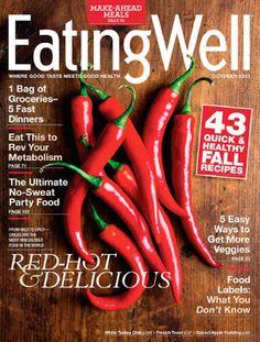 EatingWell - September/October 2013 download pdf magazine