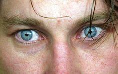 Peter Forsberg's dreamy blue eyes.  Colorado Avalanche
